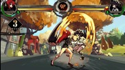 Skullgirls: Parasoul, Reporting For Duty! Game Trailer