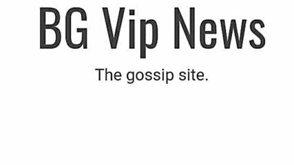 """Очаквайте скоро.. """"BG VIP NEWS""""! По-доброто онлайн предаване!"""