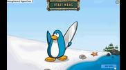 Club Penguin - Тайните в сърфирането