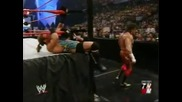 Wwe Raw Rob Van Dam vs Eddie Guerero *ladder match* част първа