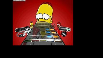 Guitar Hero:the Simpsons