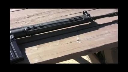 Heckler & koch- G3 Assault Rifle