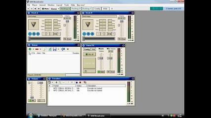 Как да си направим интернет онлайн радио (free Shoutcast Server)
