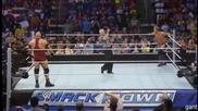 (4/4) Wwe Friday Night Smackdown - (10.05.2013)