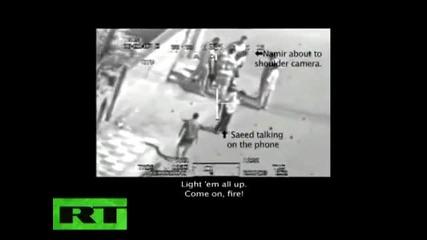 18+! Убийство На Цивилни И Репортери На Ройтерс От Американски Военни!