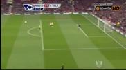Манчестър Юнайтед 3-0 Астън Вила 22.04.2013