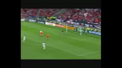 Първият Гол На Евро 2008 !!!