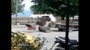 Маниоври С Трактор