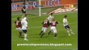 05.04 Милан - Лече 2:0 Роналдиньо гол