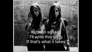 Avril Lavigne - Unwanted + BG превод