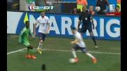 Франция 2:0 Нигерия (бг аудио) Мондиал 2014