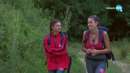 Игри на волята: България (09.10.2020) - част 1: Ваня и Симона се завръщат в племето!
