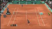 Roland Garros 2009 : Федерер - Дел Потро | част 2/2