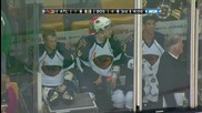 Bruins-thrashers line brawl uncut Nesn