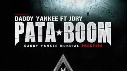 Pata Boom . Daddy Yankee Ft Jory