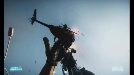Вдъхновяващ трейлър на Battlefield 3 !