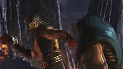 Mortal Kombat Scorpion Tribute