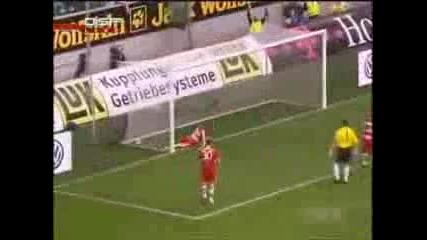 Fifa best goals 2009