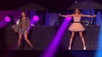 Violetta Live: Alcancemos Las Estrellas + превод