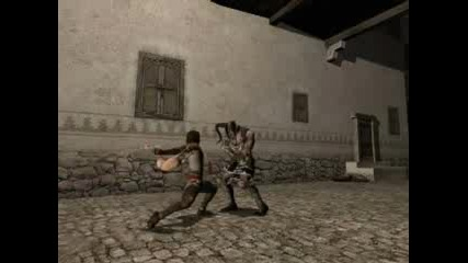 Prince Of Persia Outtakes