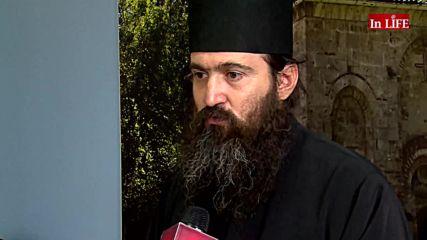 Земенският манастир - Знакът на българина