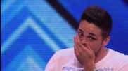Ben Haenow sings Rolling Stone's Wild Horses - Arena Auditions Wk 2 - The X Factor Uk 2014
