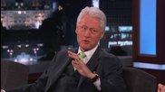 Бил Клинтън - Не бих се изненадал, ако извънземни посетят Земята (няма превод!)
