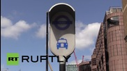 UK: Largest Tube strike since 2002 puts London buses under pressure