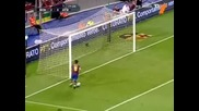 Барселона - Атлетик (б) 3:0 (общ резултат 5:1)