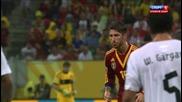 Испания 2-1 Уругвай,купа на конфедерациите