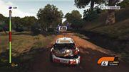 Wrc4 Rally Australia gameplay for Nokia 3312