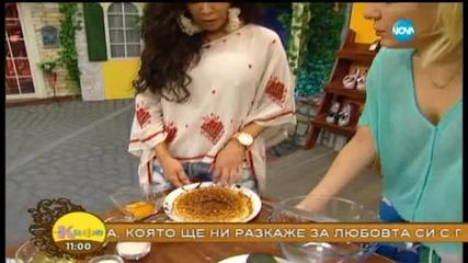 """""""На кафе"""" с Маги Желязкова (21.05.2015г.)"""