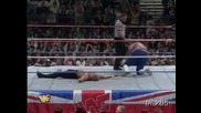 Triple H Vs. Dude Love - Vintage Collection 08.02.2009 [ High Quality ]