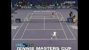 Masters Cup 2007 : Федерер - Давиденко