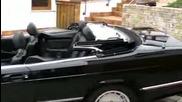 Mercedes Benz W126 Cabriolet Marbella