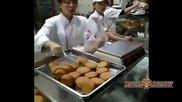 Най-бързите готвачи и работници на света.