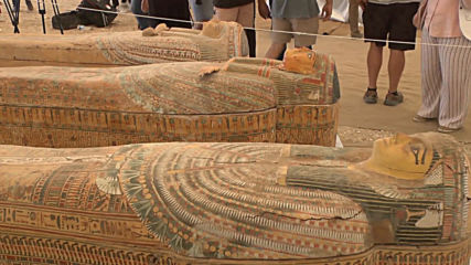 Egypt: 30 mummies discovered in Valley of the Kings