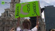 Philadelphia 'Bernie or Bust' Rally Says 'Never Hillary'