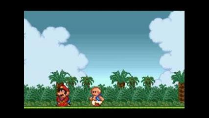 Супер Марио Брос 2 Издънки