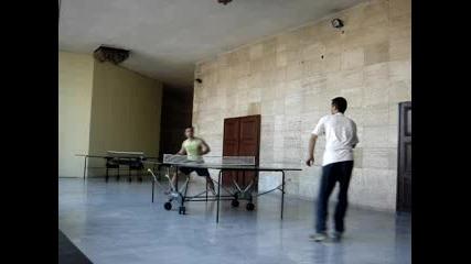 Тенис На Маса - Яко - 2