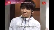 [ Бг Превод ] Big Bang - Какво правят Seungri и G-dragon ? Прегръщане и целуване!