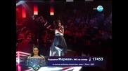 Мариам Маврова - Големите надежди 1/4-финал - 07.05.2014 г.
