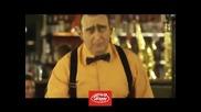 Рекламата с Жоро Бекъма и Марчето (смях) !