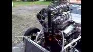 1970 Pontiac Gto Double Blower - Blown Pro street part 4