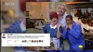 Paula Deen Sparks Controversy by Posting Picture With Her Son in Brown Face