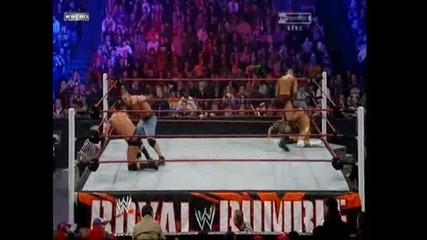 Победителят в Royal Rumble 2011