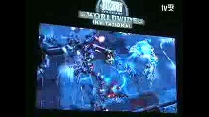 Starcraft 2 Gameplay Video Trailer