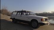 Volvo 145 - тест драйв
