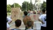 Parkour Демонстрация 5