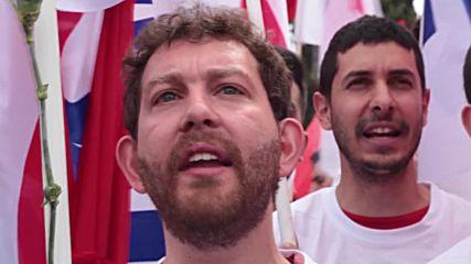 Гърция: Хиляди излязоха срещу данъчните икономии в Атина, докато парламентът ги гласува